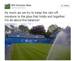 Figure 6- A tweet from June 2015.
