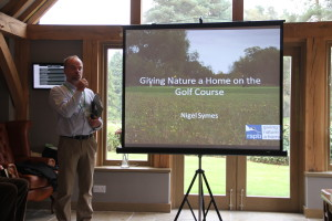 Nigel Symes, The RSPB