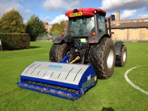Shockwave used on school pitches