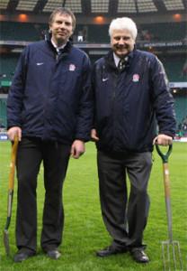Ian Ayling and Keith Kent
