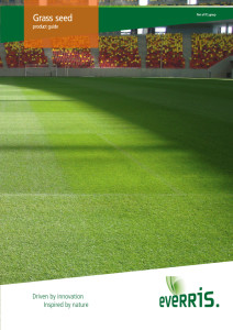 Grass Seed Front Cover