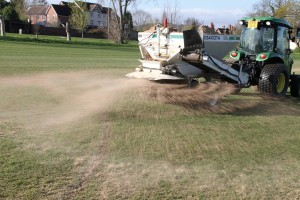 Broadoaks Topdressing