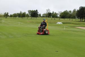 Myerscough Ben Tate Leeds Golf Centre