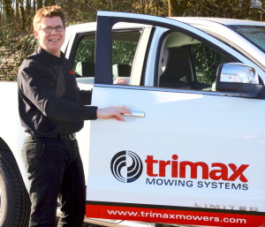 Rikki Bown, Trimax Mowing Systems