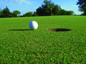 GolfBall&hole