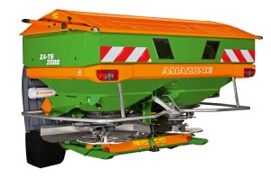 The new ZA-TS 2000 Super with ClickTS and PTO drive will feature on Stand R33
