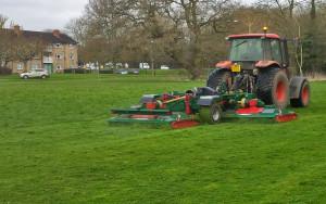 Wessex RMX 500 Long grass