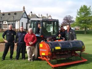 The Royal Burgess Golfing Society