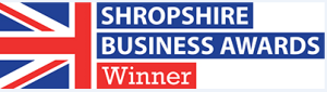 Shropshire Awards winner logo