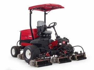 The all-new Toro Reelmaster 5010-H