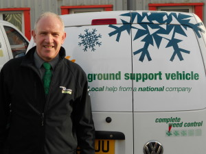 Alan Abel from Complete Weed Control has over thirty years of experience working for the UK's leading contracting company specialising in the removal of problem weeds.