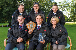 Myerscough Toro finalists 2015