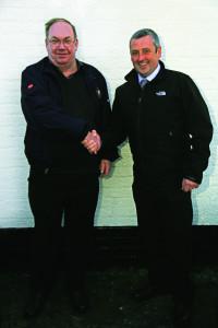PR4166 Sandy Leys and David Raitt