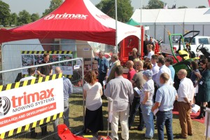 Trimax reveal image