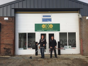 Midhants Mowers become Pellenc dealer