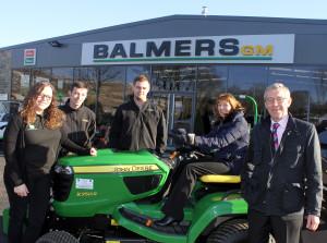 Balmers GM Ltd