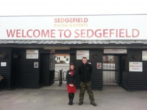 Sedgefield Racecourse apprentices