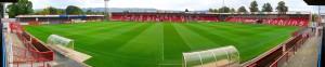 Cheltenham Town Abbey Business Stadium
