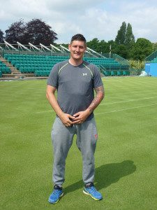 Notts Tennis Centre Ryan Middleton