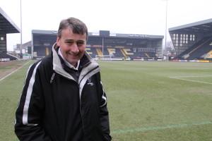 Greg Smith Notts County