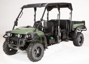 New John Deere XUV 855D S4 Gator utility vehicle