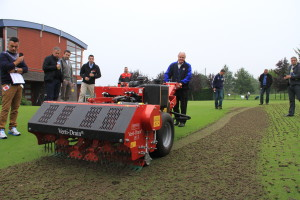 Carrier with Verti-Drain1513