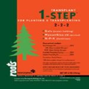 Transplant 1 Step Fertiliser 120g Sachet