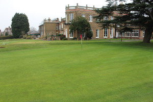 Chislehurst Golf Club Club house