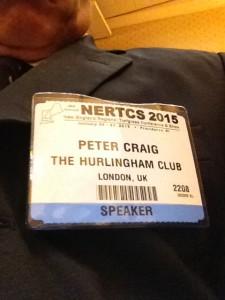 Peters Badge