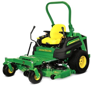 John Deere Z997R zero turn mower studio