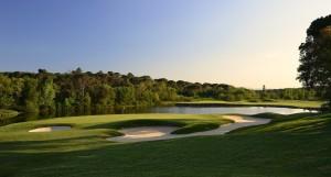 PGA Catalunya Resort Stadium Course Hole 11
