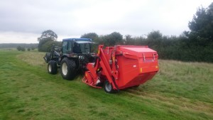 Wiedenmann Super 600 at Farleigh GC