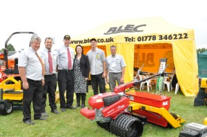 BLEC Global team at SALTEX 2014. DSC 0560