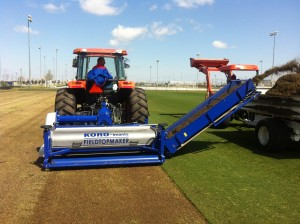 Koro FTM by Campey Turf Care Brazil Expo