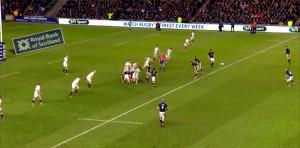 RBS 6 nations Scotland v England STB