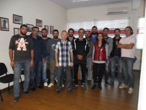 Cyprus DELEGATES AND INSTRUCTOR