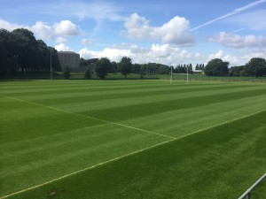 Belvedere college senior cup team training ground