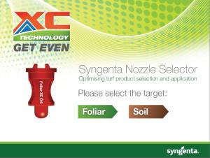 Nozzle selector image