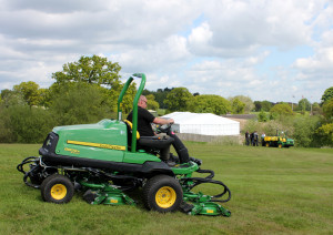 John Deere Golf Ready Training A