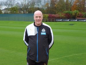 NUFC Mick Curran