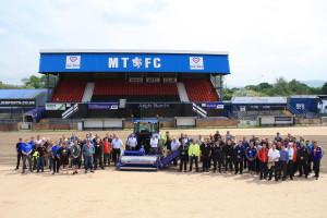 Macc Town FC Renovation Day 20.5.14 (2)