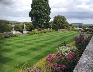 Culham Court gardens