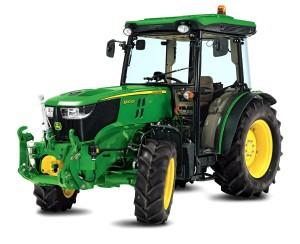 5100GF tractor studio