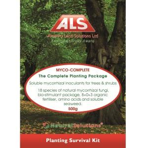 Myco-Complete Soluble Mycorrhizal Fungi 500g