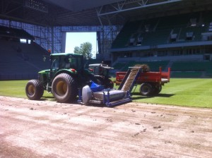 Koro FTM in action for Euro 2016