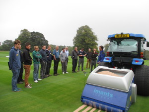 Imants Sandcat at STRI Event