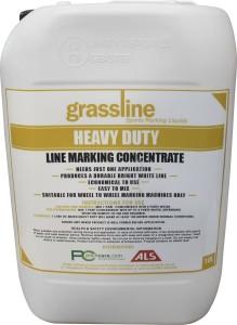 Grassline Heavy Duty Line Marking Paint 10L