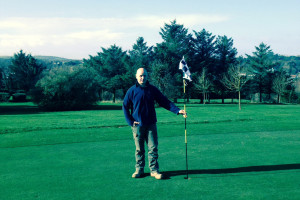 Iain Harrison Bangor Golf Club mr