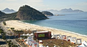 large screen brazil