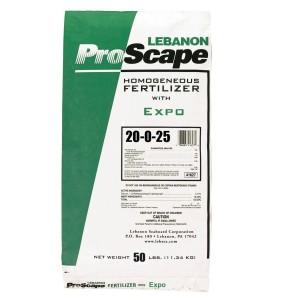 Lebanon ProScape 20-0-25 100% Expo